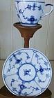 Royal Copenhagen Porcelain Demi-Tasse Cup, c. 1920