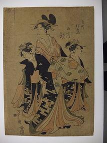 JAPANESE PRINT EISHI