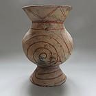 Bang Chiang terracotta vase