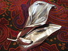 Sterling Silver Calla Lily Brooch by Los Castillo