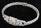 Platinum & Diamond Bracelet
