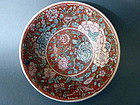 Exceptionally rich decorated Ming Dynasty enameled bowl