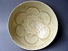 Museum qual. Annamese Ly-Tran Dynasty  Bowl