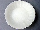 Rare glass Chrysanthemun Dish Song Dyn. or earlier
