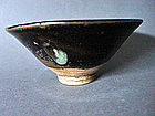Yuan Dynasty  brown glazed  Bowl