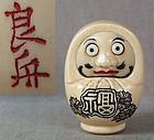 Netsuke DARUMA by RYOSHU