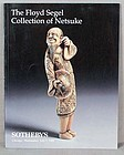 Catalog SEGEL Collection of NETSUKE