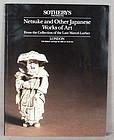Catalog LORBER Collection of NETSUKE 1986