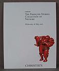 Catalog FRANCOIS STORNO Collection of NETSUKE