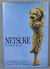 Book NETSUKE STUDY HINDSON COLLECTION by N. Davey