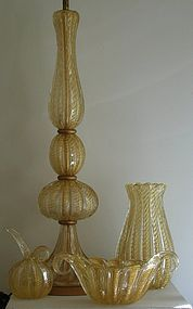 Cordonato Oro Group by Ercole Barovier