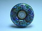 Vintage Murrine Clock