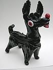 Vintage Murano Glass Scotty Dog attr. Archimede Seguso
