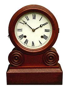 Grecian Clock