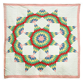 Antique Star Quilt