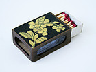 Cloisonné Match Box Holder
