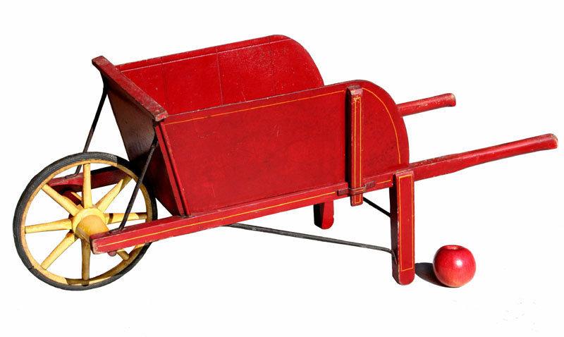 Toy Wheelbarrow