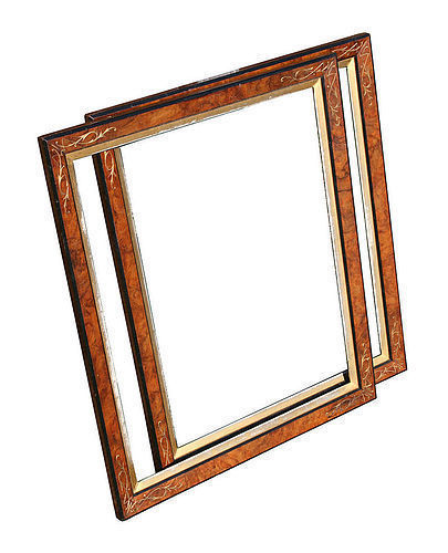 Pair Of Large Victorian Picture Frames