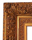Original Gilt Wood Applied Composition Frame