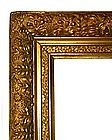 Original Gilded Molded Gesso Frame