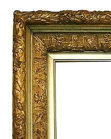 Anglo Japanese Original Gold Leaf Frame