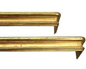 Antique Gold Valances