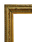 Gold Leaf Frame