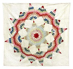 Antique Star Quilt