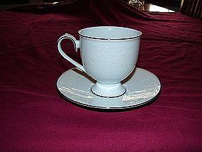 Noritake cup and saucer