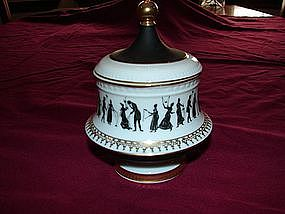 Royal Crown sugar bowl