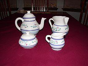 Caleca Tea Set