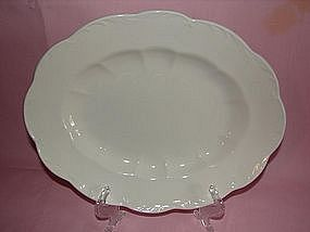 Meakin Sterling Colonial oval serving platter