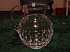 Bosch crystal pitcher