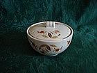 Hall Autumn Leaf lidded bowl