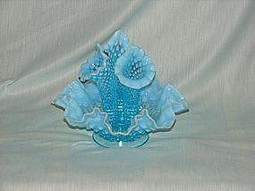 Fenton opascent blue epergene