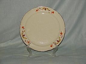 Hall Jewel Tea Autumn Leaf dinner plate