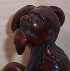 Antique Japanese Netsuke Gamma Sennin Frog 18th C.