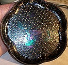 Rare 18th Century Chinese Lacquer Tray Lac Burgate