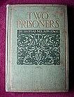 TWO PRISONERS{T.N.PAGE 1898 BLACK Memorabilia