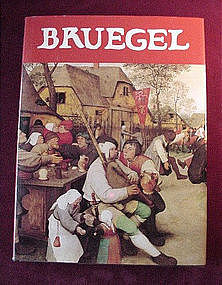 BRUEGEL by Michael GIBSON {1500's OLD MASTER