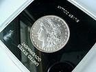 US SILVER COIN  1883 O MORGAN SILV. DOLLAR EXF AU