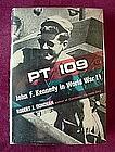 PT 109 JFK in WWII { R.L.  DONOVAN 1961 1st