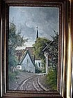 Carl O.M.LUND {CHURCH PAINTING OC '05..Listed