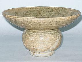 Song Dynasty - Yueyao Glazed Zhadou