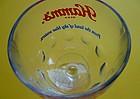 Vintage Hamms Thumbprint Goblet Beer Mug
