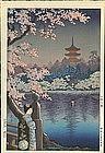 Tsuchiya Koitsu - Woodblock Print - 1939 SOLD