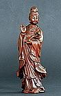 Huanghuali Granyin Statue