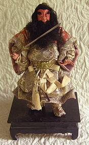 Musha Ningyo Japanese Doll Shoki the Demon Queller