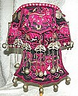 Chinese Ethnic Minority Child's Hat  silver ornaments