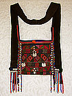 Thailand Hill Tribe Hmoung embroidered shoulder bag